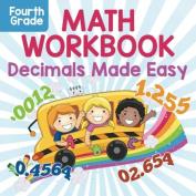 Fourth Grade Math Workbook