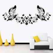 Vivid Removable Home Room Decor DIY Mural Butterfly Wall Vinyl Art Decal Sticker