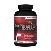 Saw Palmetto Extract by Premium Powders 30 Softgels