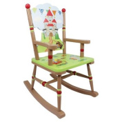 Fantasy Fields Knights & Dragon Rocking Chair