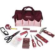 Olympia Tools 36-Piece Pink Tool Bag Set