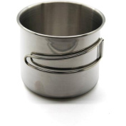 Unica Stainless Steel Cup
