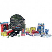 Ready America Emergency Deluxe 2-Person Outdoor Survival Kit