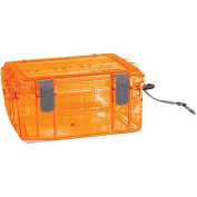 Outdoor Products Large Watertight Dry Box, Orange