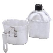 G.I. Style Aluminium Canteen Cup