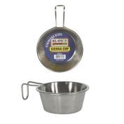 Stainless Steel Sierra Camper's Cup, 220ml Cup