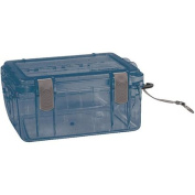 Outdoor Products Large Watertight Dry Box, Blue
