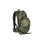 Fox Outdoor Compact Modular Hydration Backpack, Digital Woodland 099598563530