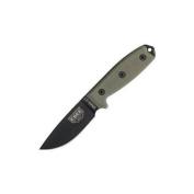ESEE Model 3MIL. Plain Blade. Multi-Coloured