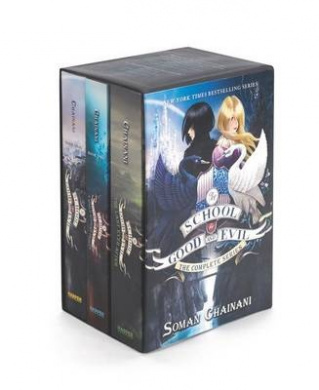 The School for Good and Evil Series Complete Paperback Box Set: Books 1-3 (School for Good and Evil)