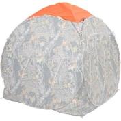Blaze Orange Spring Steel Cap