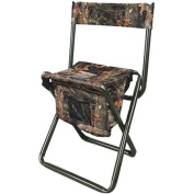 Allen 5810 Camo Folding Stool With Back