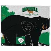 Morrell Targets Polypropylene Archery Target Face, Walking Bear