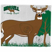 Morrell Targets Polypropylene Archery Target Face, Whitetail