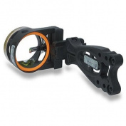Copper John Rut Wrecker 3 Pin Sight, Black, .019 01050