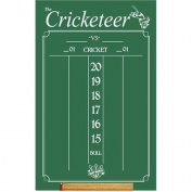 Dart World Cricketeer Chalkboard
