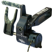 Quality Archery Products Ultra-Rest Pro Series LD Black Arrow Rest