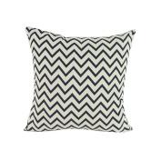 Yoyorule Vintage Cotton Linen Cushion Cover Throw Pillow Case 42cm*42cm