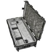 SKB Sports Compound I Series Platinum Interior Bowcase, 41 x 39cm x 13cm , Black