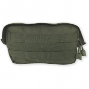 Tacprogear General Purpose Pouch, Olive Drab Green, Small
