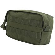 Tacprogear General Purpose Pouch, Olive Drab Green, Medium