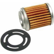 Quicksilver Fuel Filter for MerCruiser Engines with Rochester 2 Barrel Carburetor and Carter Fuel Pump