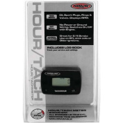 Hardline Hour/Tach Metre for Any Gas Engine 2 Cylinders or Less