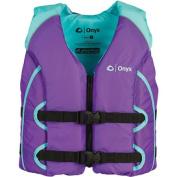 Onyx All Adventure Youth Vest, Aqua