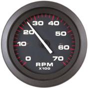 SeaStar Solutions Amega Electric Tachometer for O/B & 4-Stroke Gas Engines