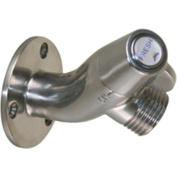 Scandvik 10175 Stainless Steel Angled Washdown