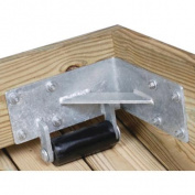 Tie Down Engineering Dock Hardware Galvanised Inside Rolling Ramp Bracket Includes Left and Right Ramp Brackets, Commercial Grade