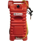 Moeller 94.6l Gas Dock, Red