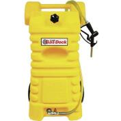Moeller 94.6l Diesel Dock, Yellow