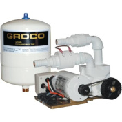 Groco PJR-A Paragon Junior Water Pressure System 12V with PST-1 Tank