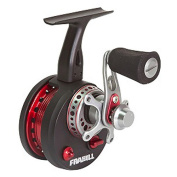 Frabill Straight Line 371, Ice Fishing Reel in Clamshell Pack