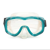 14cm Reef Diver Green Scuba Mask Swimming Pool Accessory for Teens