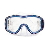 17cm Zeus Blue Pro Mask Swimming Pool Accessory for Adults