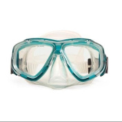14cm Newport Green Pro Mask Swimming Pool Accessory for Teen/ Adults