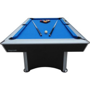 Playcraft 2.1m Sprint Pool Table with Electric Blue Cloth