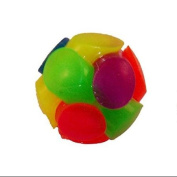 Amazing Clutch Lightning Ball with a Laugh Multi-Coloured