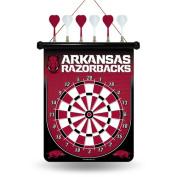 Rico NCAA Magnetic Dart Set, University of Arkansas Razorbacks
