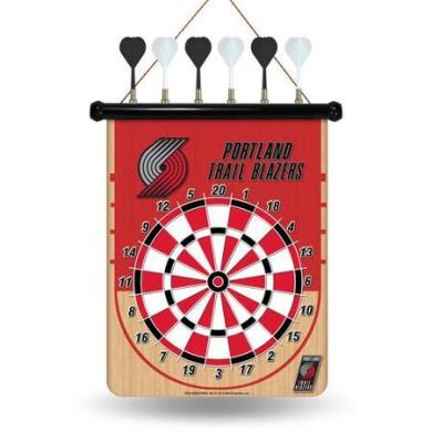 Rico NBA Magnetic Dart Set, Portland Trailblazers