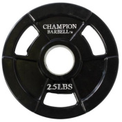 1.1kg Olympic Rubber Coated Grip Plate