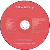 Rhythm Band Instruments RB7016 8 Note Bell Songs CD