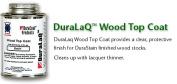 Lauer Custom Weaponry DLTC2 DuraLaQ Wood Top Coat 60ml