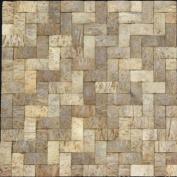 Legion Furniture MS-COCONUT01 Coconut Tile