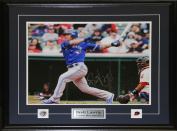 Midway Memorabilia Brett Lawrie Toronto Blue Jays 16X20 Signed Frame
