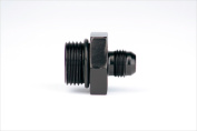 AEROMOTIVE 15609 Orb-10 To An-06 Male Flare Reducer Fitting