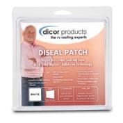 DICOR CORP 522TPO661C 15cm X 15cm . Diseal Sealing Tape Foil