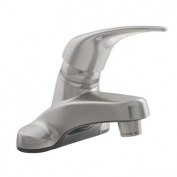 DURA FAUCET DFPL100SN Single Lavatory Brushed Satin Nickel Plated Faucet